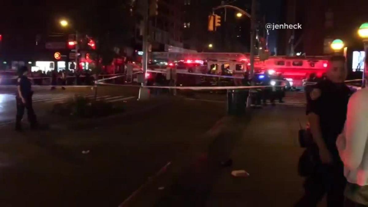 Uutisvideot: Räjähdys säikäytti Manhattanilla