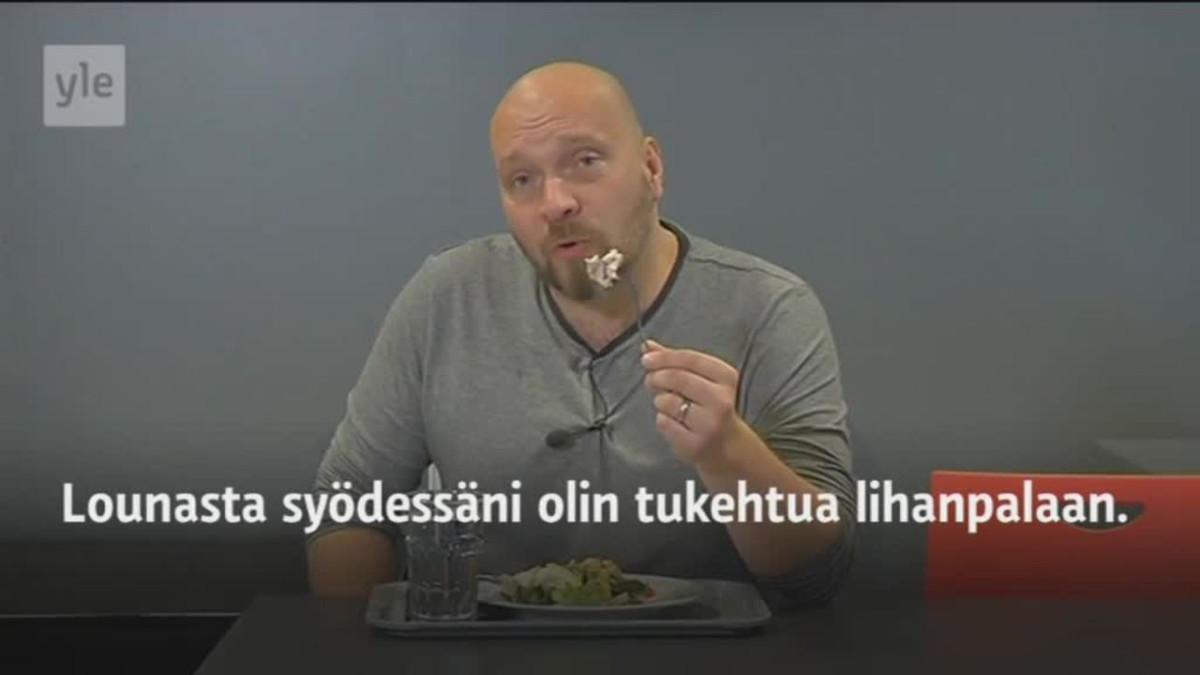 Yle Uutiset Lounais-Suomi: Näillä ohjeilla voit pelastaa ruokaan tukehtuvan