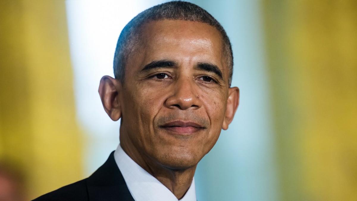 Yhdysvaltain presidentti Obama kommentoi presidentinvaalin tulosta