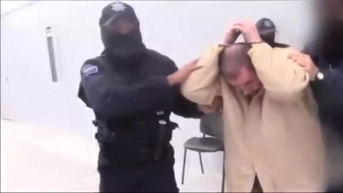 Uutisvideot: Meksikolainen huumeliigan johtaja El Chapo vietiin Yhdysvaltoihin