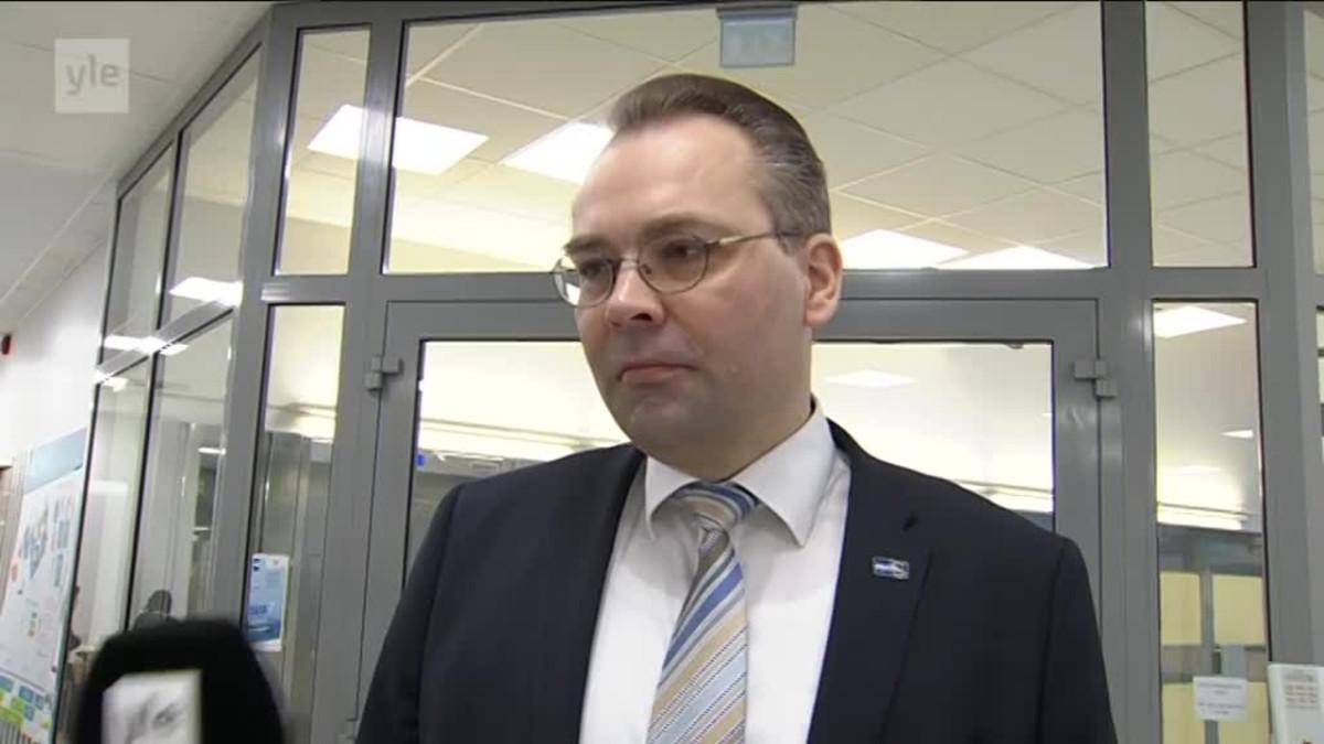 Uutisvideot: Jussi Niinistön haastattelu kaksoiskansalaisuudesta