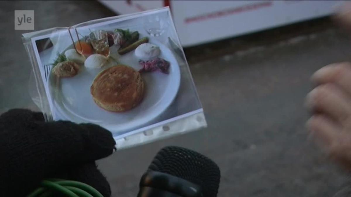 Uutisvideot: Tunnistavatko moskovalaiset suomalaisen blinin?