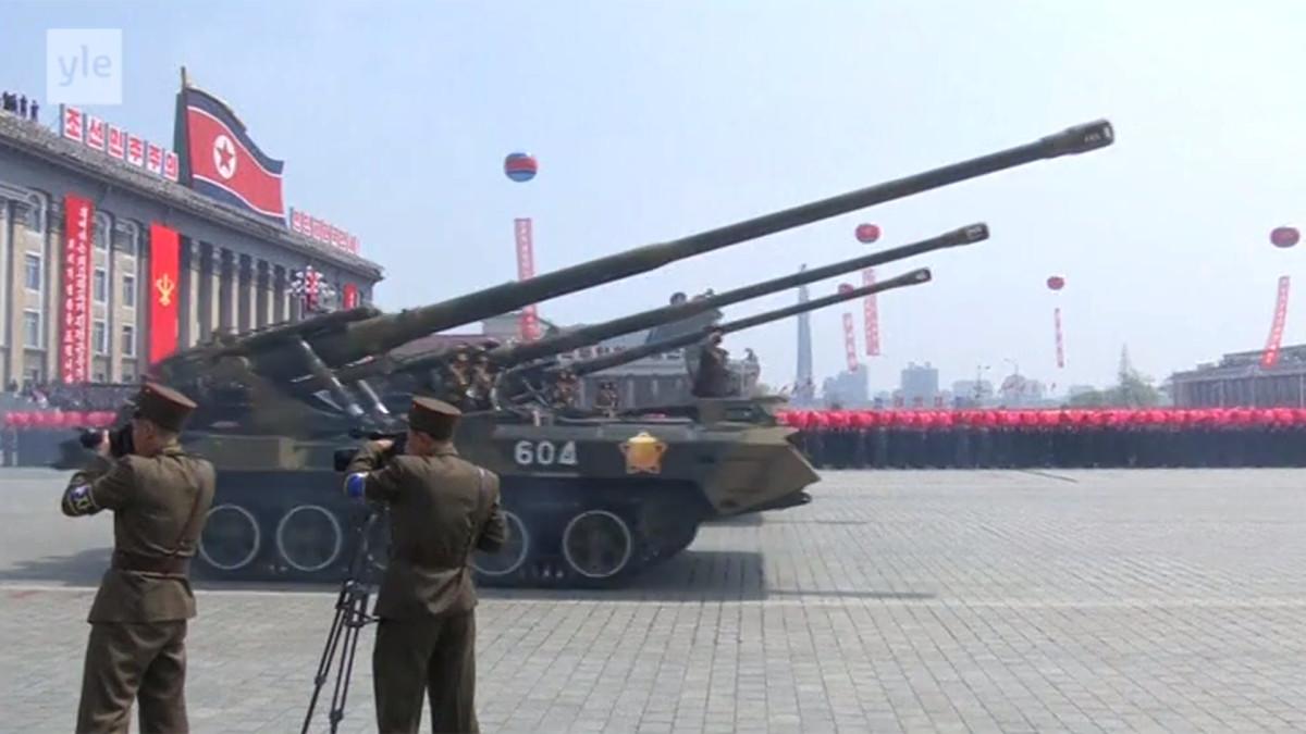 Uutisvideot: Yle Pohjois-Koreassa
