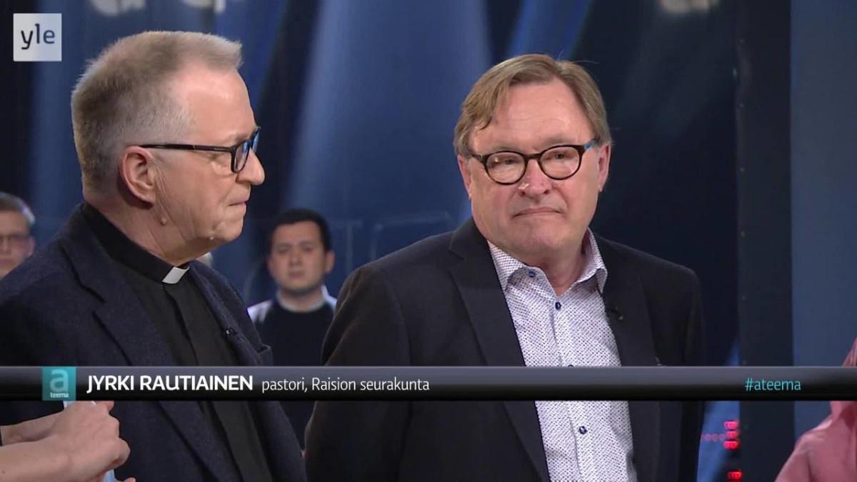 A-teema: Jyrki Rautiainen ja Timo Kultanen kertaavat Tukholman terrori-iskun tapahtumia