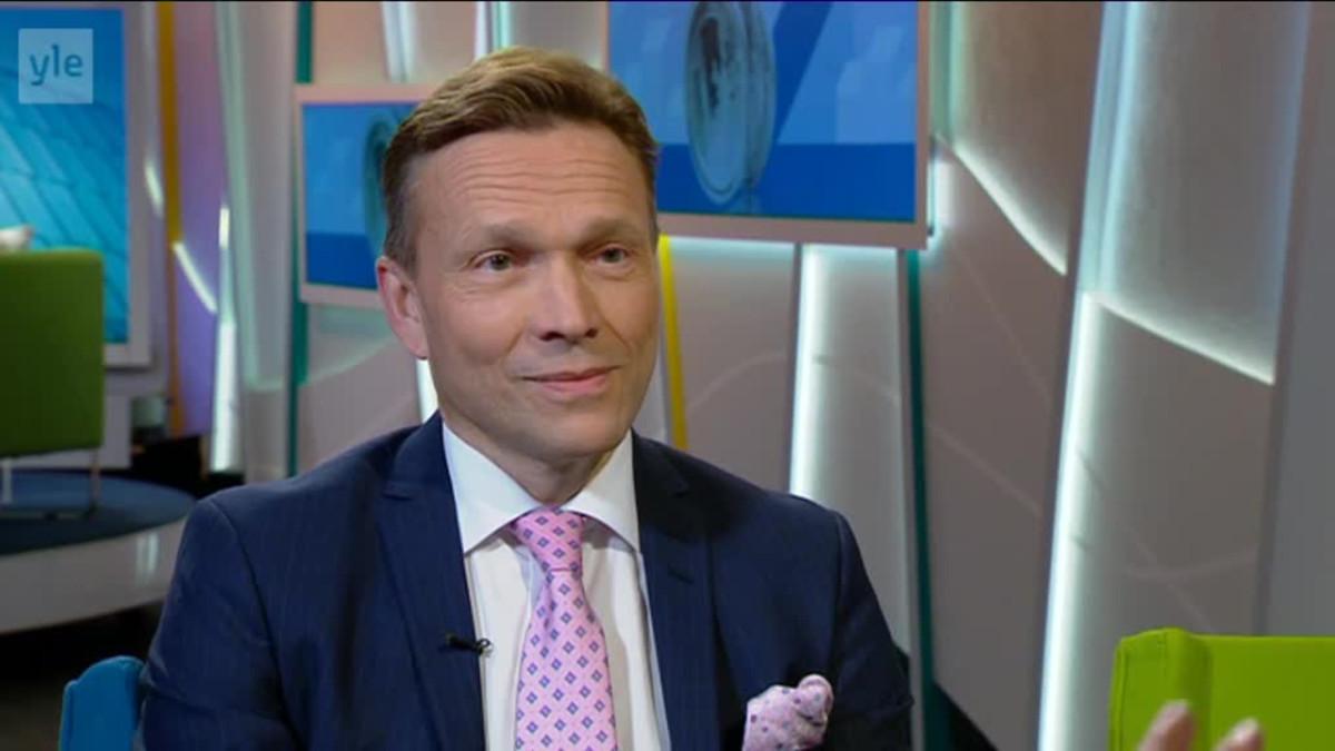 Ylen aamu-tv: OP:n tuleva pääjohtaja Timo Ritakallio
