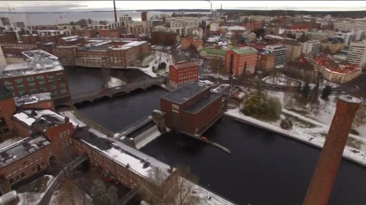 Yle Uutiset Pirkanmaa: Kahdeksantuntinen 100 vuotta