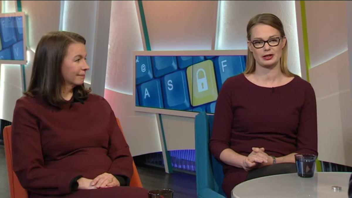 Ylen aamu-tv: Eikö nettiäänestystä saada luotettavaksi?