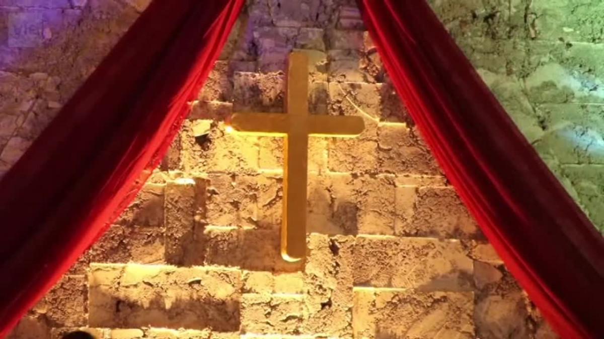 Uutisvideot: Mosulin kristityillä ensimmäinen joulumessu Isisin jälkeen