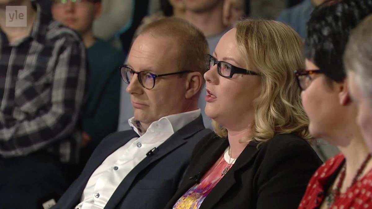 A-teema: Taimi Räsänen: Kannustimiahan ihmiset tarvitsevat