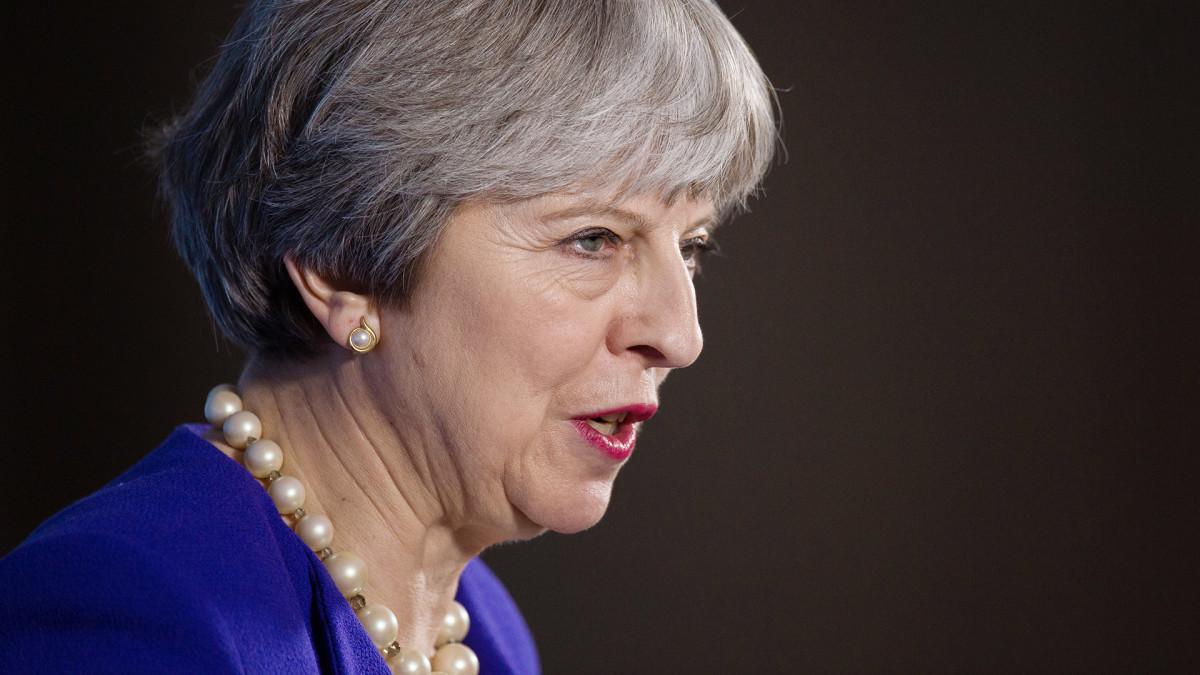 Britannian pääministeri May tiedottaa venäläisvakoojan myrkytystapauksen tutkinnasta