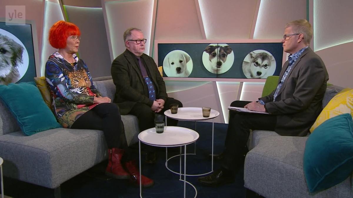 Ylen Aamu-tv: Koirashoppailua verkosta