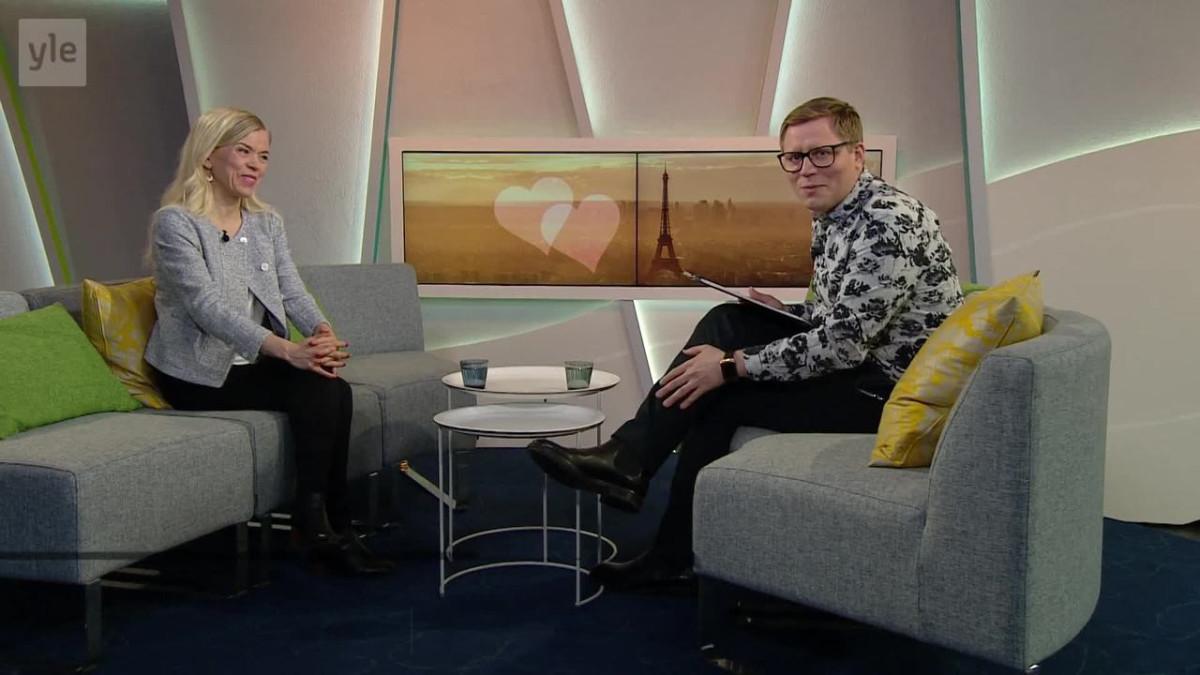 Ylen Aamu-tv: Ranskalaisen parisuhteen salat