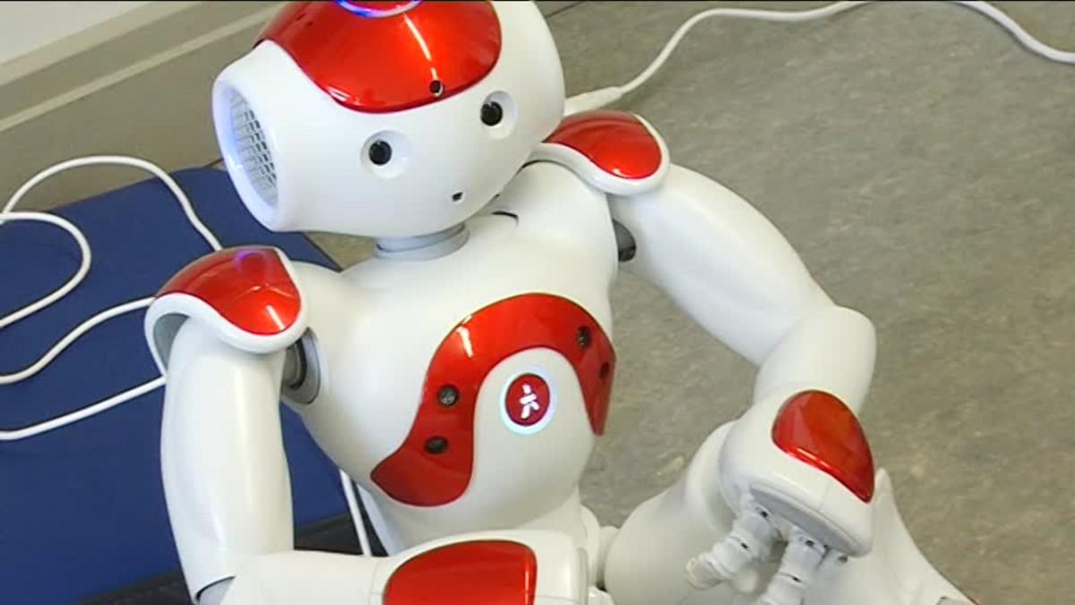 lasten robotti