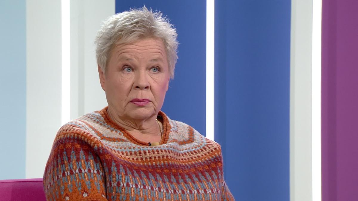 Ulla Tapaninen Puoliso