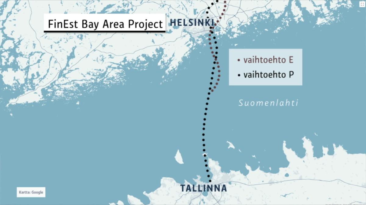 Helsinki Tallinna Tunnelin Rahoitusneuvottelut Jo Pitkalla
