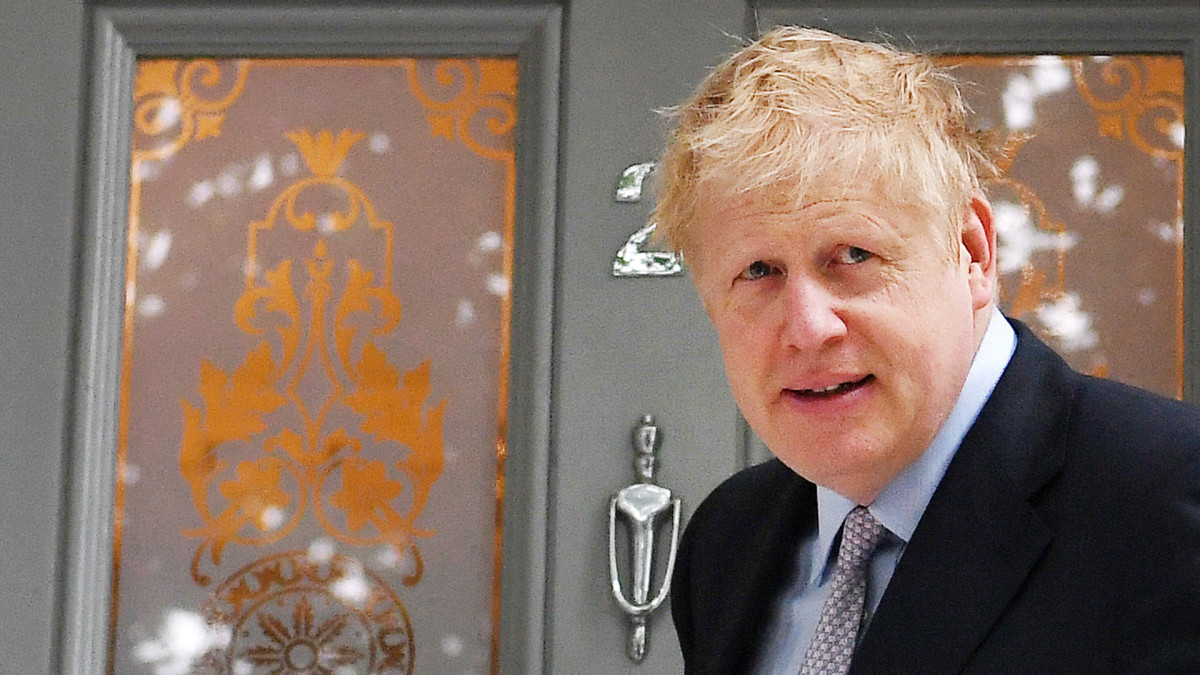 Boris Johnsonin kampanja alkaa