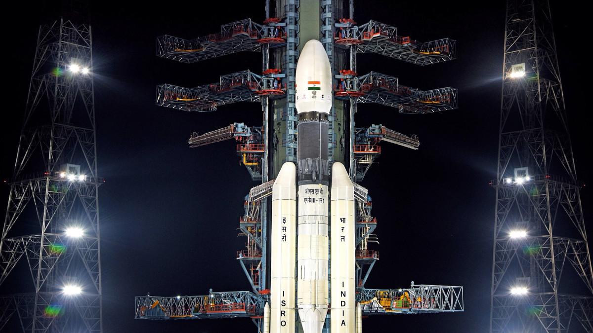Intia onnistui laukaisemaan miehittämättömän aluksen avaruuteen