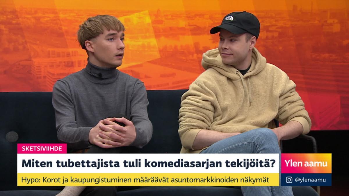 """Suosittu sketsiryhmä Justimus uransa alusta: """"Se oli alussa kiusallista ja hirveää"""""""
