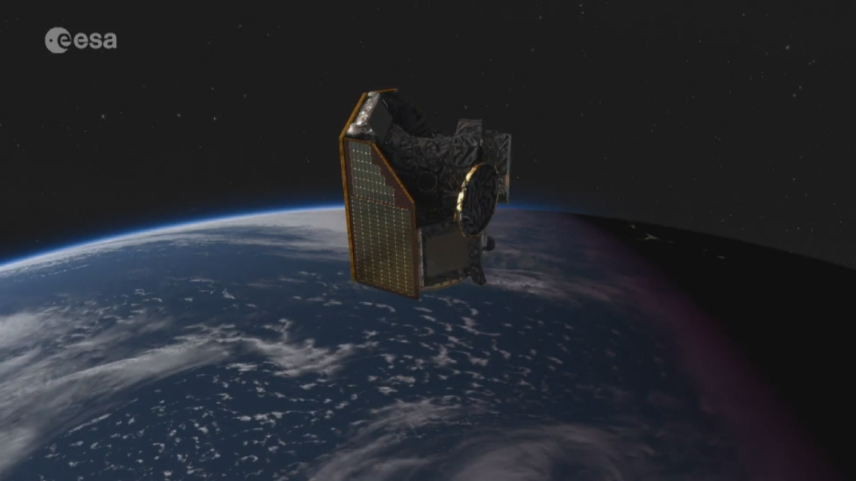 Esa:n Cheops-teleskooppi matkaan