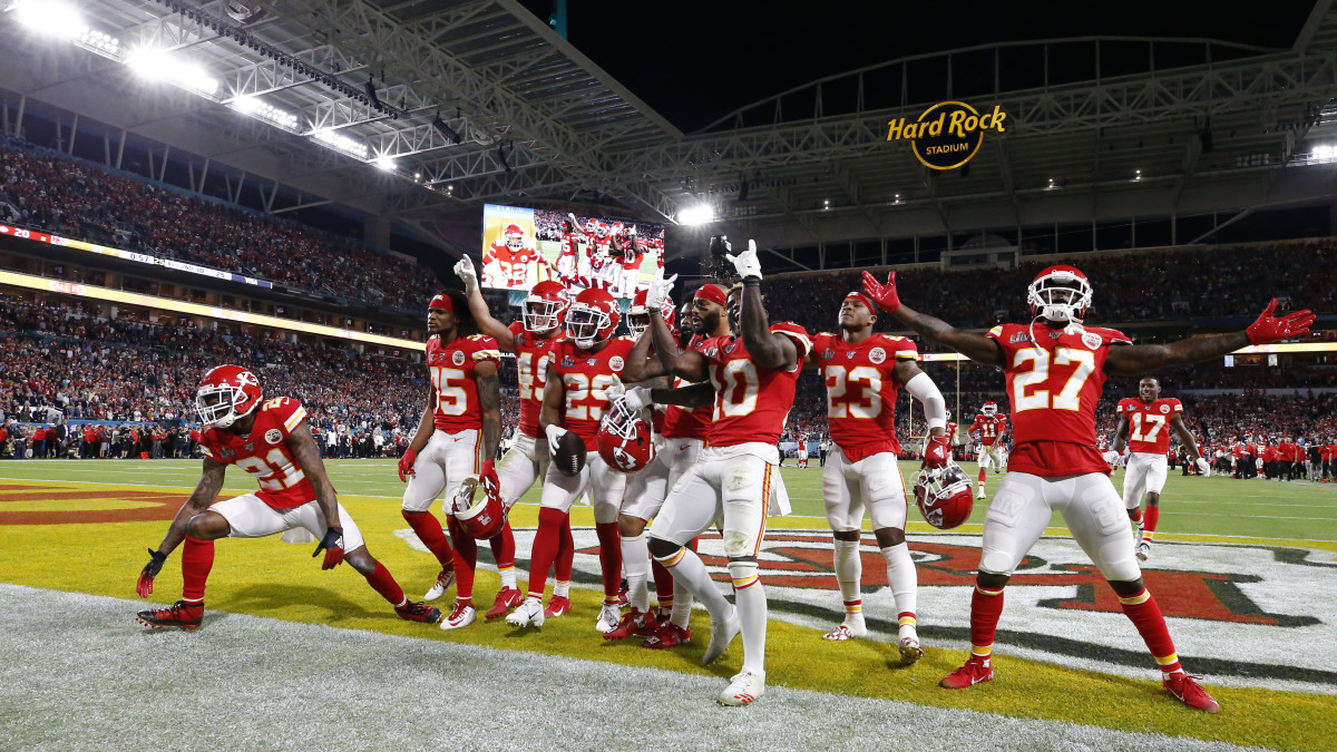 Kansas City Chiefs vei NFL:n mestaruuden