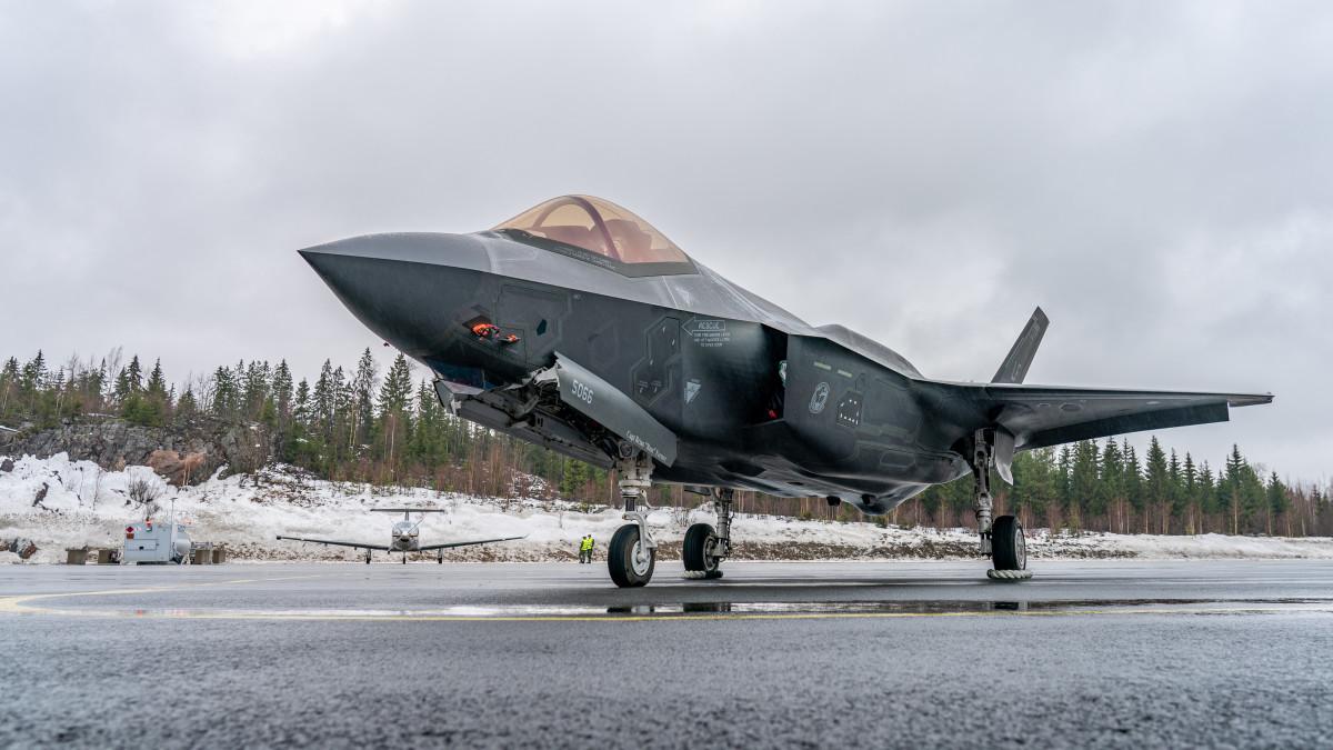 Suomen hävittäjähankinta: Lockheed Martin F-35