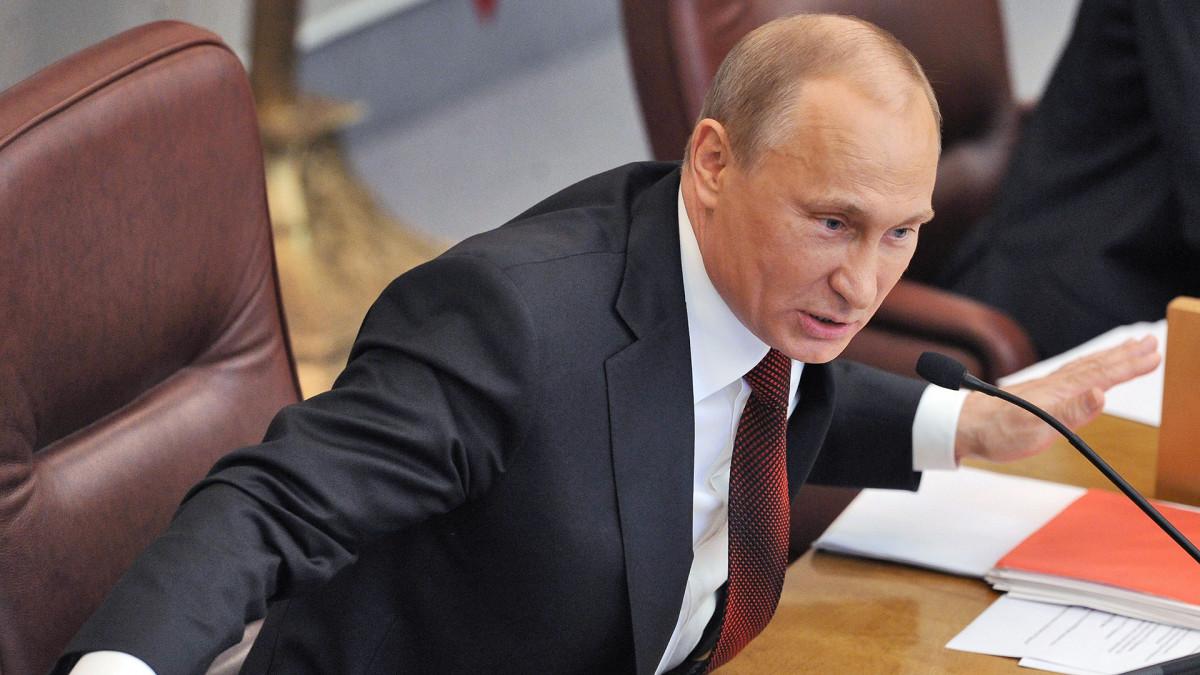 Putin kertoo, suostuuko jatkamaan presidenttinä – Venäjän valtapuolue ehdottaa jatkokautta