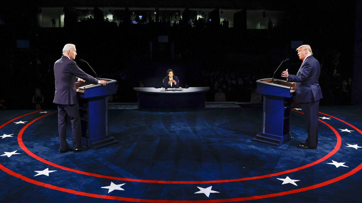 USA:n presidentinvaalidebatit