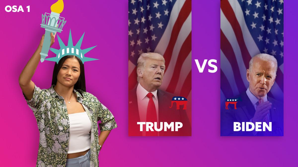 Mitä väliä SUOMESSA, voittaako TRUMP vai BIDEN?