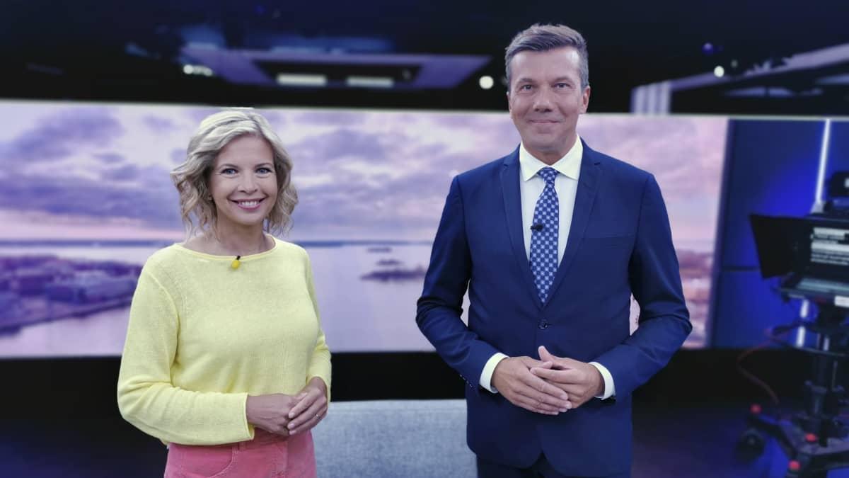 Mitkä ovat Suomen talouden näkymät puoliväliriihen alla?