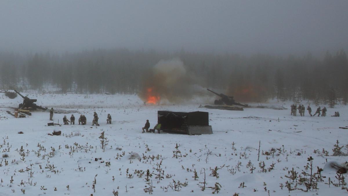 Maavoimien suurharjoituksessa testataan tykistön raskaimmat aseet
