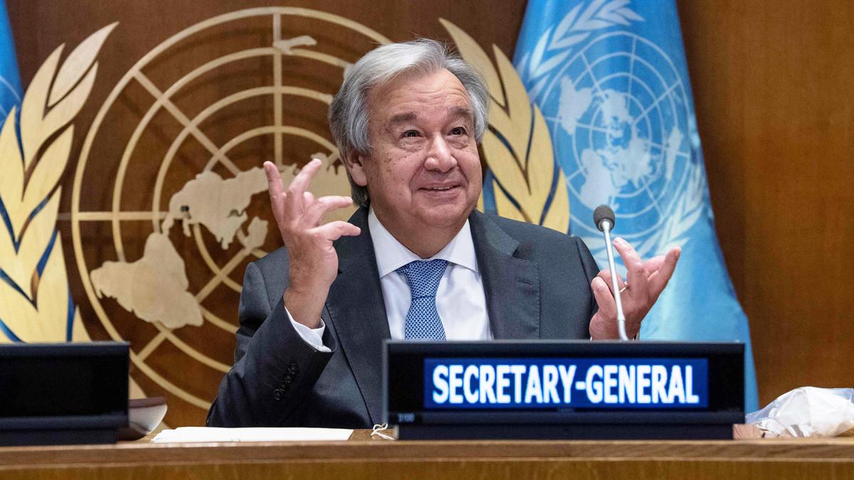 YK:n yleiskokouksen erikoisistunto alkaa tänään
