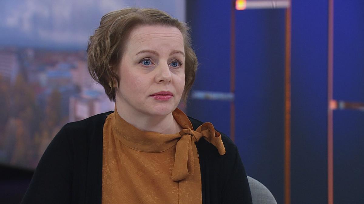 Tehohoitaja Tiina Vilén kommentoi hoitajien korona-arkea