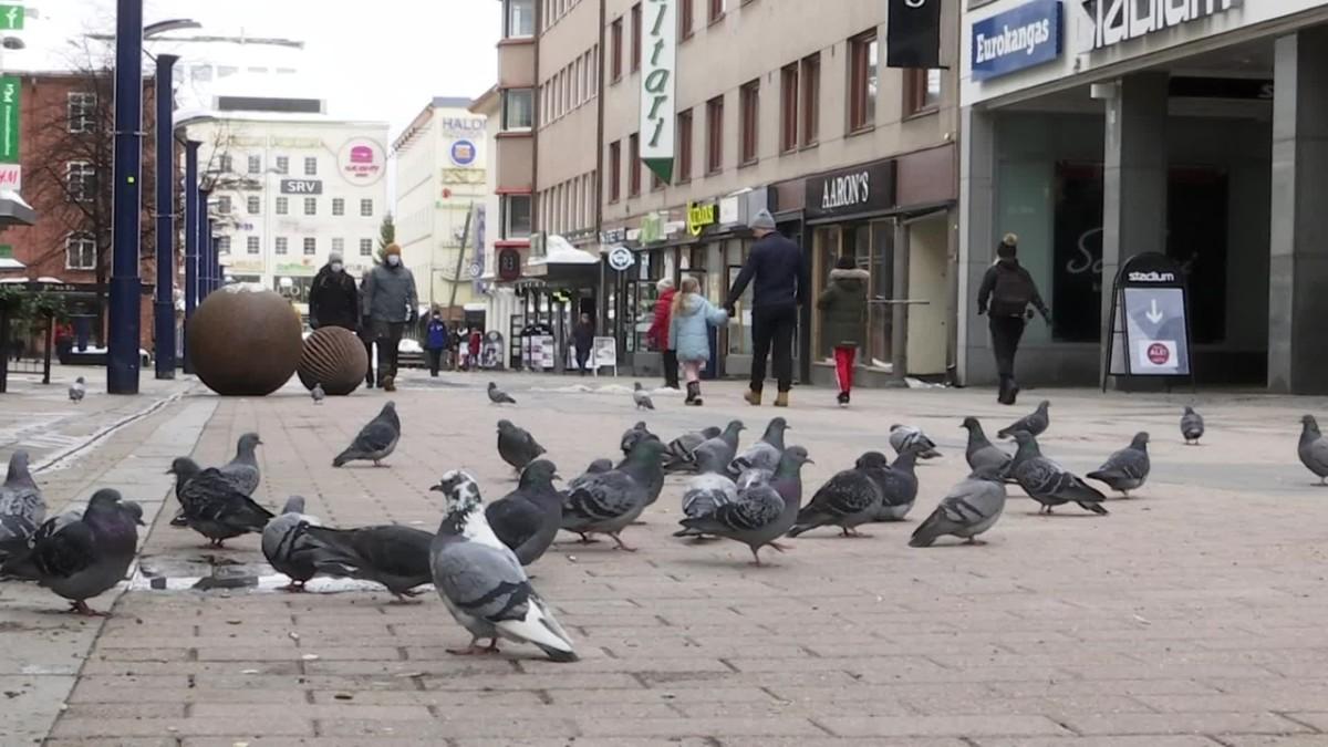 Hallitus julisti Suomen sulkuun, näin Jyväskyläläiset kommentoivat