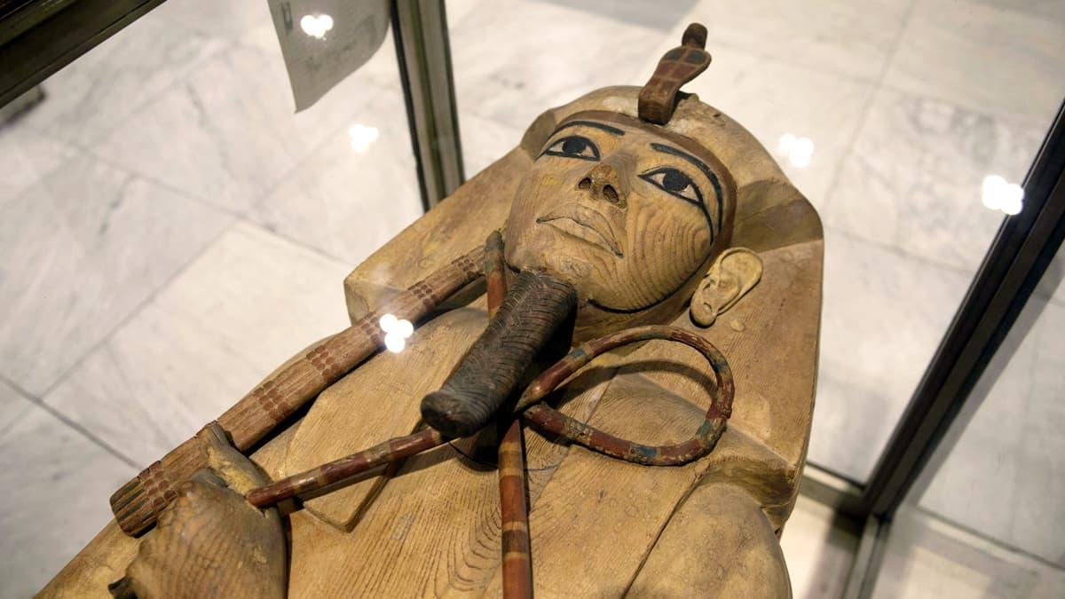 Faaraoiden kultainen paraati Kairossa, 22 muumiota siirretään toiseen museoon