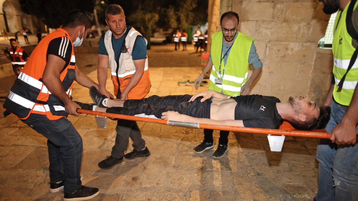 Levottomuudet Israelissa ja palestiinalaisalueilla jatkuvat.
