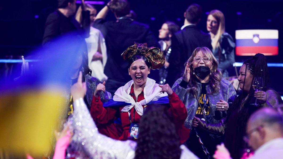 Euroviisujen ensimmäinen semifinaali