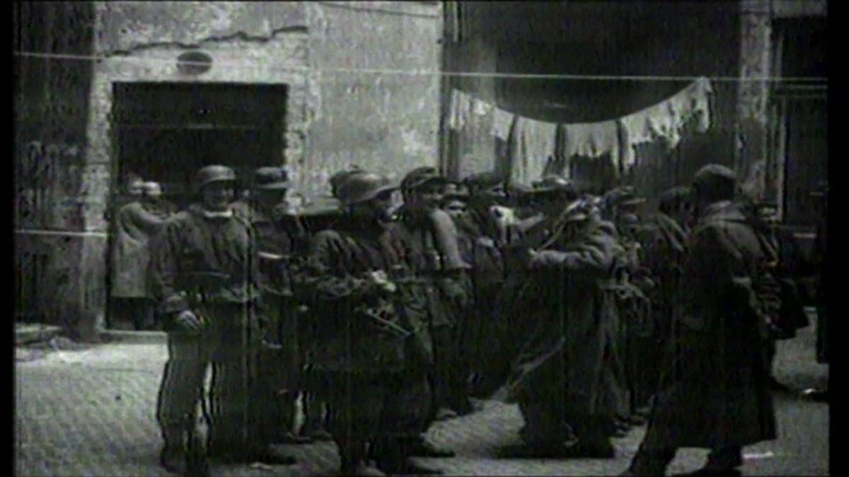 Varsovan kansannoususta on 75 vuotta