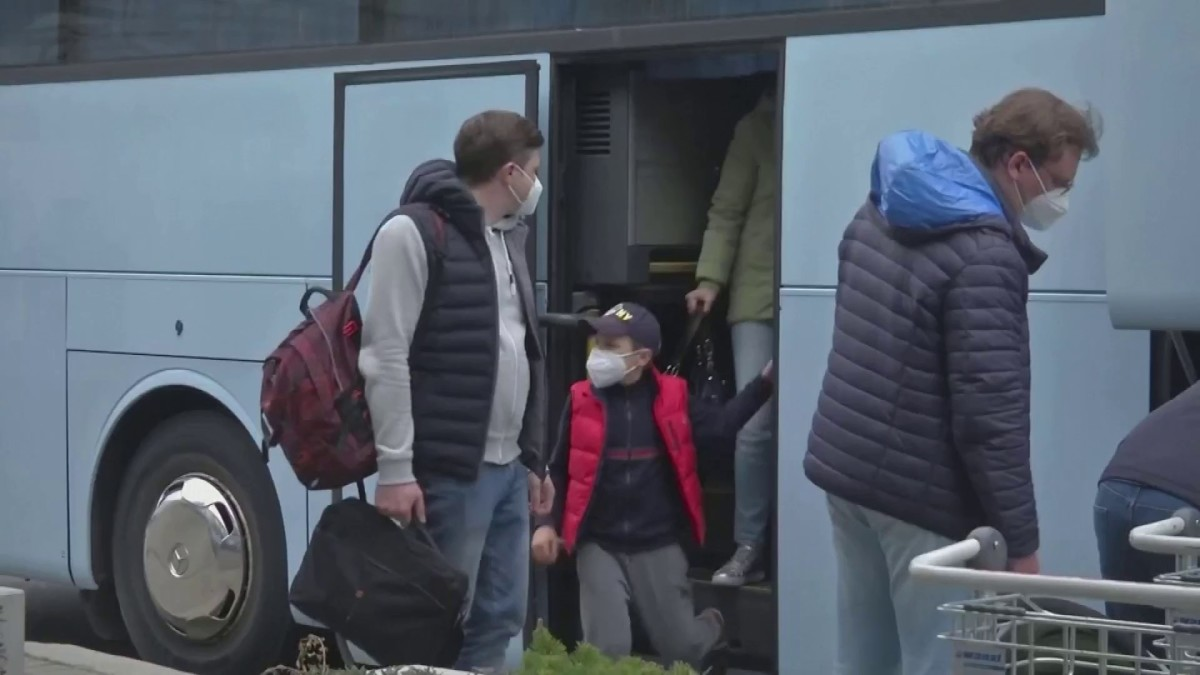Venäläiset diplomaatit poistuivat Tšekeistä 19.4.2021