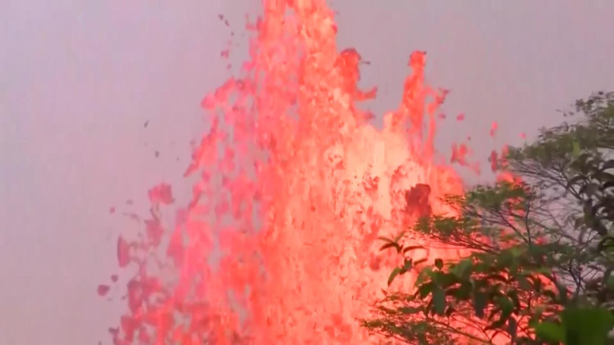 hawaii tulivuori
