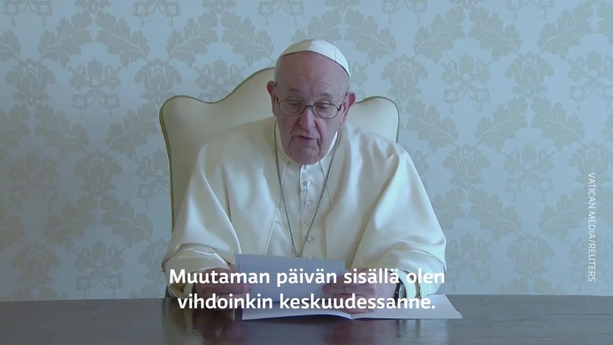 Paavi vierailee Irakissa