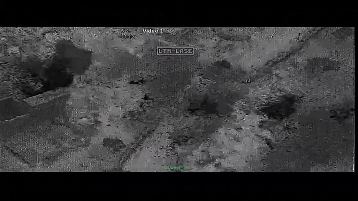 Yhdysvallat julkaisi videon Isis-johtajan kaataneesta operaatiosta