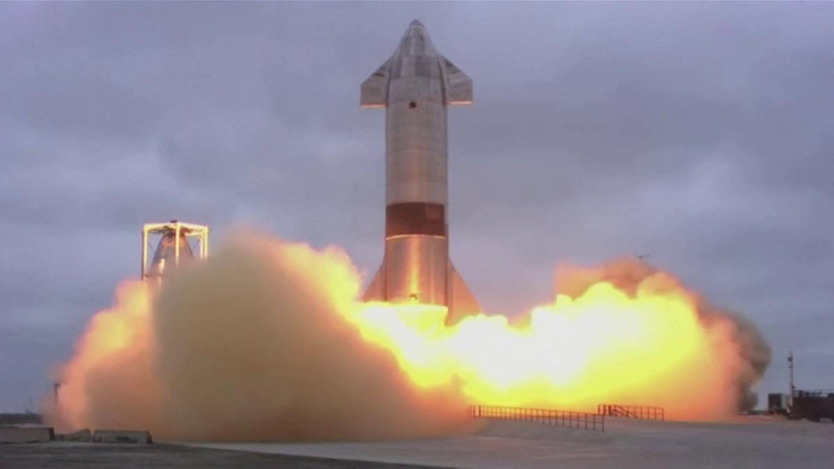 SpaceX:n uuden raketin laskeutuminen onnistui ensimmäistä kertaa