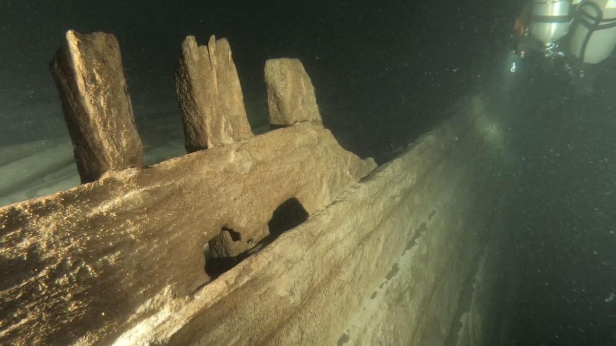 Möykky merenpohjassa osoittautuikin 1600-luvun kauppa-alukseksi