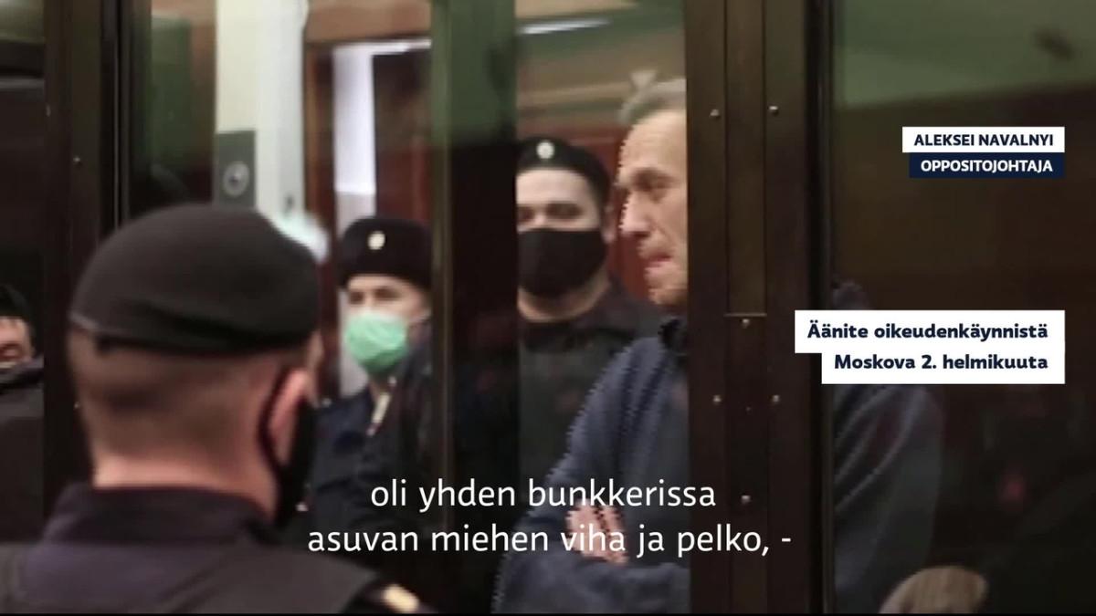 """Navalnyi nimitti Putinia """"Vladimir Kalsareidenmyrkyttäjäksi"""""""