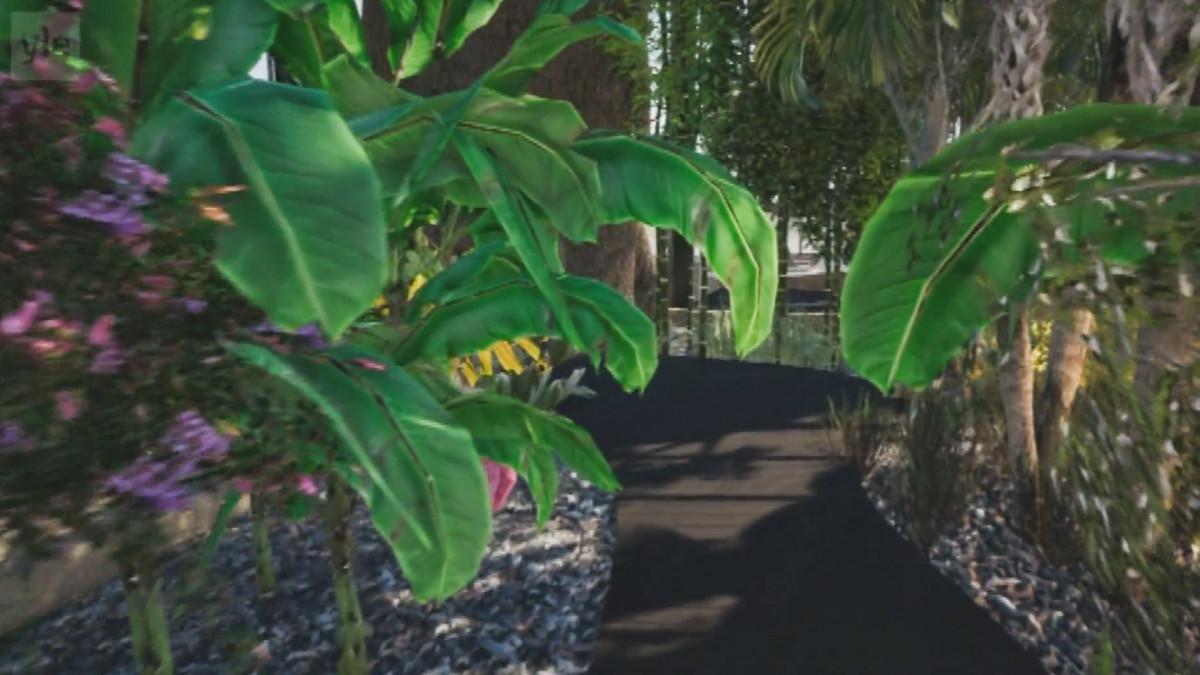 Havainnekuva Botania kasvitieteellinen puutarha Joensuu