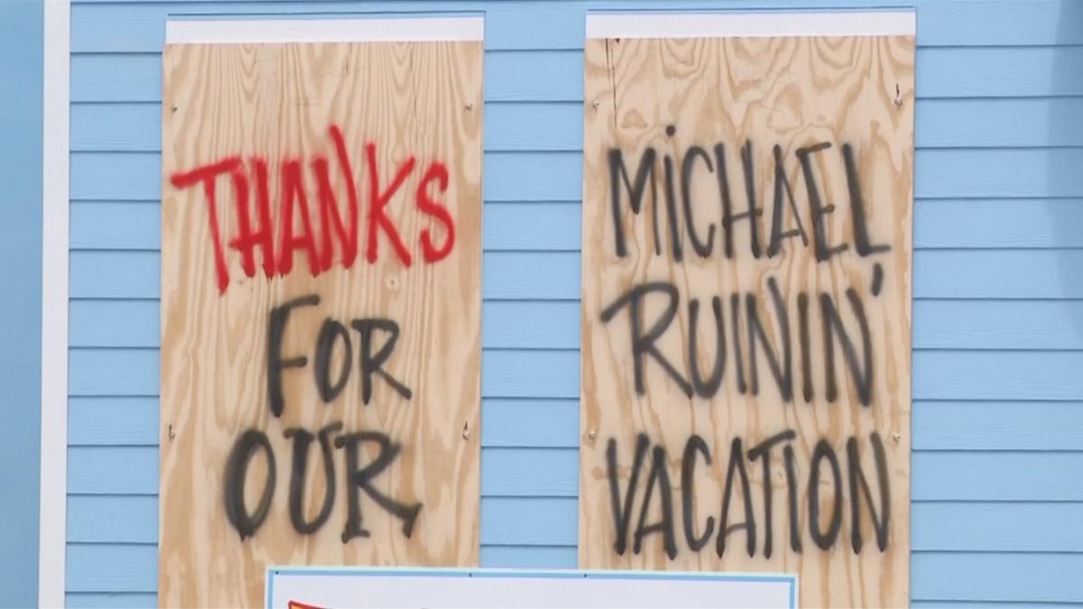 Florida valmistautuu Michael-hurrikaaniin