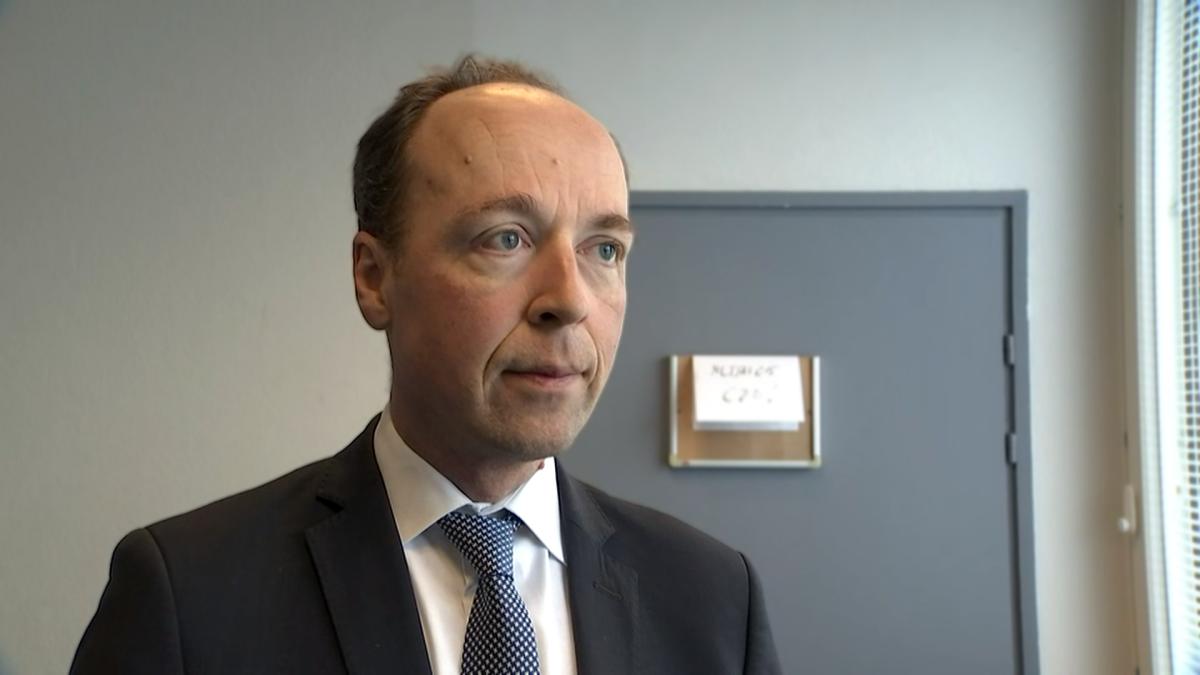 Perussuomalaisten puheenjohtaja kommentoi hallituksen eroa