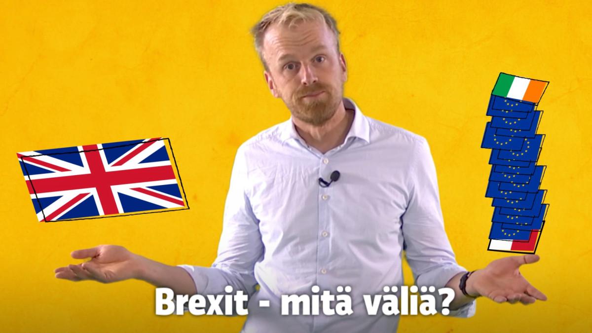 Petri Raivio kertoo miksi Brexit kannattaa jaksaa loppuun asti.