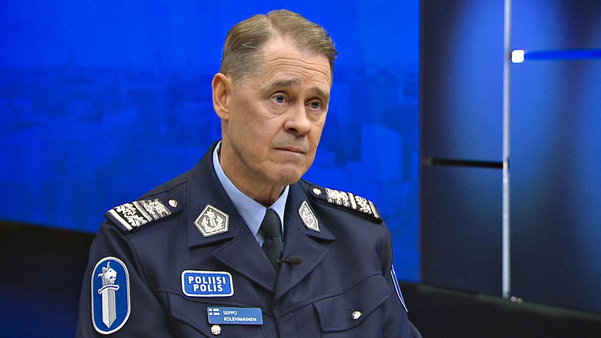 Seppo Kolehmainen Ylen Ykkösaamussa 8. helmikuuta 2020.