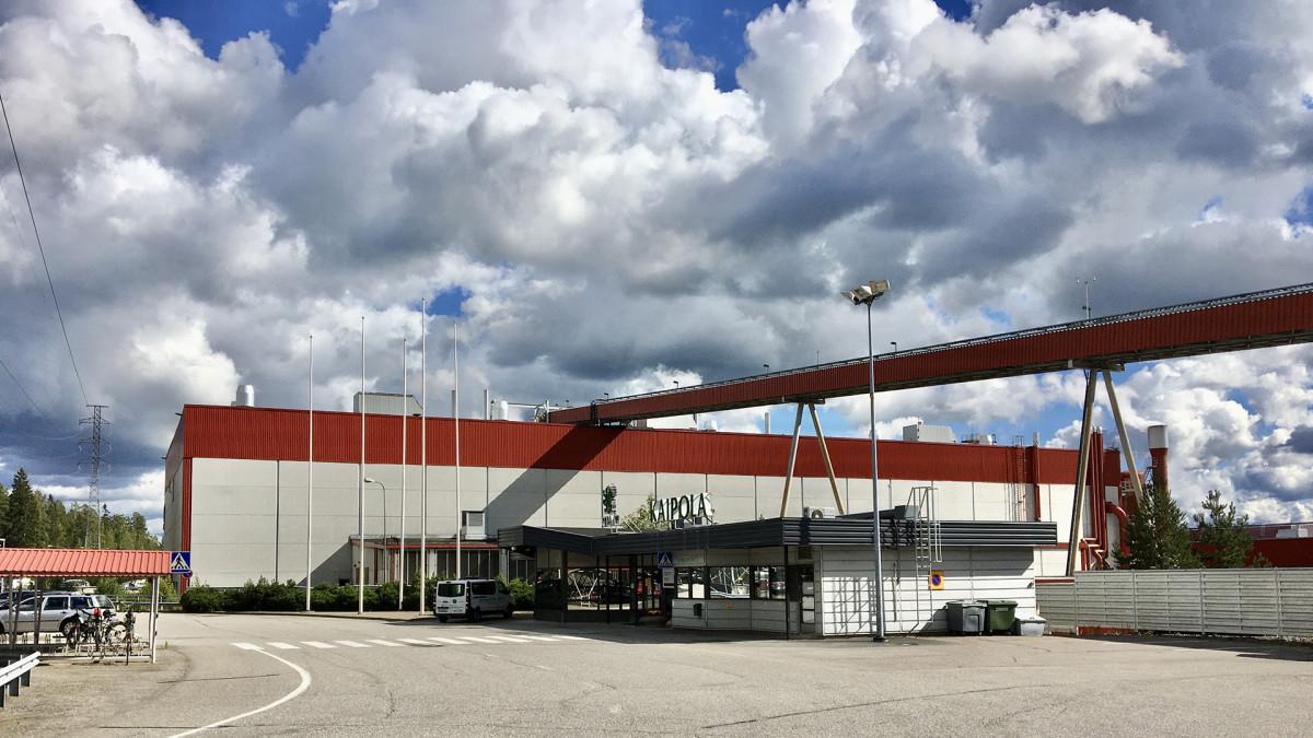 Kaipolan paperitehdas